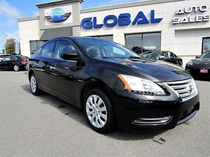 2014 Nissan Sentra 1.8 SV AUTOMATIC