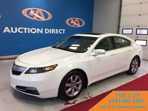 2013 Acura TL Technology Package, NAVI, BACK UP CAM, LEATHER! FI
