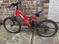 Children's TRAX Mountain Bike - suit 5 to 8 yo £15