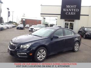 2016 Chevrolet Cruze LT | CAMERA | 1.4L TURBO | NO ACCIDENTS