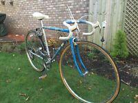 Vintage 1980's Apollo Europa road bike.....