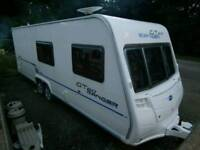 Bailey Ranger GT60 620 6 010 Berth Twin Axle tourer