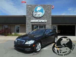 2013 Mercedes-Benz S550 4MATIC WOW! SHARP CAR! $299.00 BI-WEEKLY