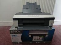 Epson Stylus Office B1100 A3 Inkjet Printer (Bigger, Faster, Business Prints)