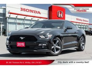 2015 Ford Mustang Ecoboost | Automatic