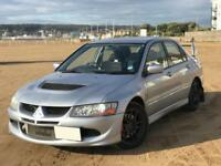 2004 MITSUBISHI EVOLUTION VIII EVO 8 PLAQUE NUMBER #090 RUST FREE FSH TASTEFULLY MODIFIED