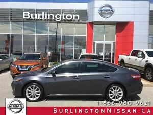 2013 Toyota Avalon Limited, ACCIDENT FREE, 1 OWNER !