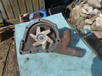 Land Rover Series 2/2A/3 waterpump (light use) and steering relay (un-used)