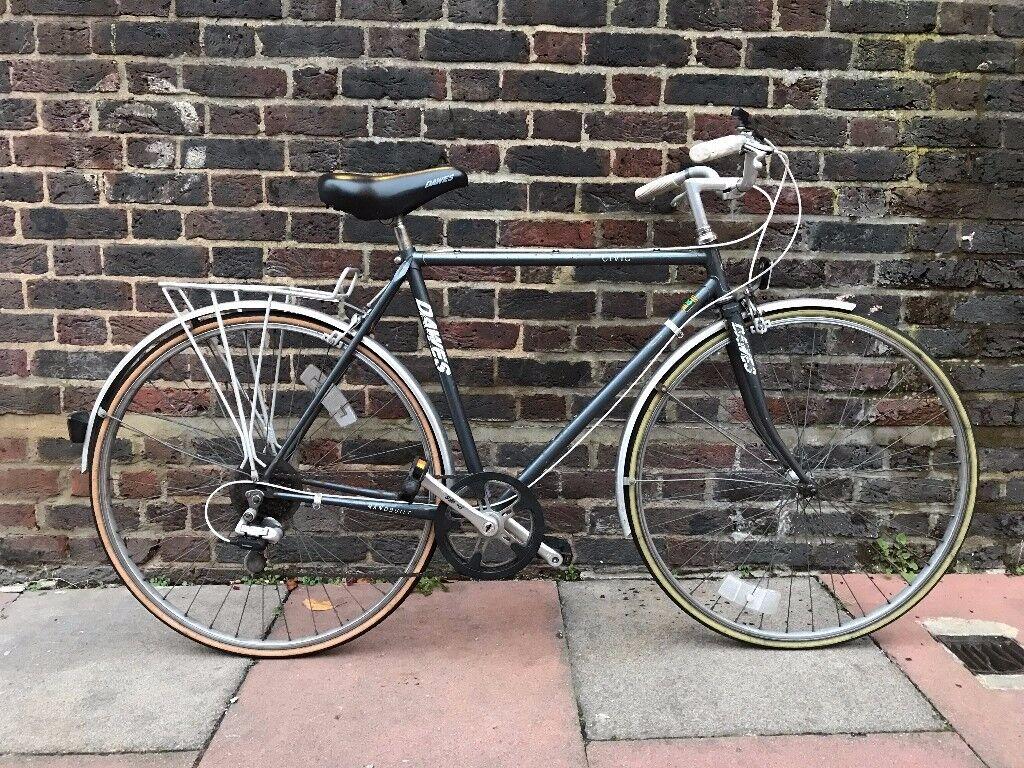 Dawes bike 54cm men frame, 6 gears. Used vintage bike, super lightweight