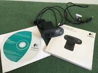 Logitect Webcam