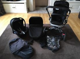 Quinny Buzz Travel System - good condition