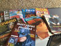 Various Old Film Magazines