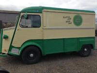 Awesome fully fitted street food H Van For Sale (1971)