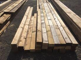 Timber & Wood 3x2 2x2 3x1 Sawn (downgrade)