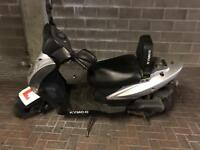 Sold awaiting collection kymco agility 50cc