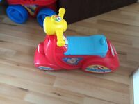 Fisher price bike / ride on toy