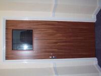 Fire door 838mm wide - unused