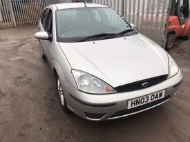 2003 FORD FOCUS 1.6LX MOT AUG 18 RECENT CAMBELT & SERVICE PX WELCOME MIN £95