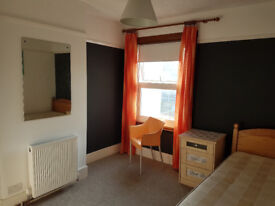 Spacious and sunny room