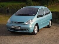 2003 Citroen Xsara Picasso 2.0HDI Desire, 13 MONTHS MOT!!!! SERVICED, Great Driver, Very Economical!
