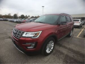 2017 Ford Explorer FORD DEMO, 0% FINANCING AVAIL!