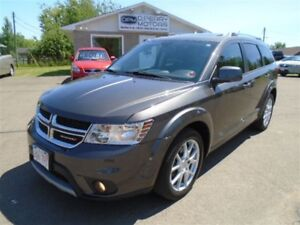 2014 Dodge Journey SXT Limited Heated Seats & Steering Wheel