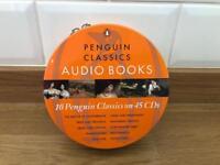 Penguin classic audio cd set