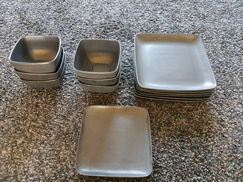 Next bowls and plates