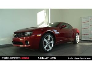 2010 Chevrolet Camaro 2LT RS mags toit ouvrant cuir