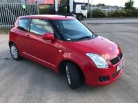 2011 Suzuki Swift 1.3 SZ3 68k Miles Long MoT