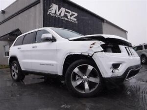 2015 Jeep Grand Cherokee Limited - Cuir - Toit - Mags 20'' -  Ét