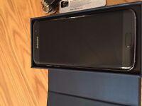 Samsung Galaxy S7 Edge 32GB Onyx Black with 32GB memory card for Sale