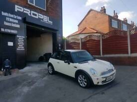 Mini hatch 1 owner from new 12 months mot