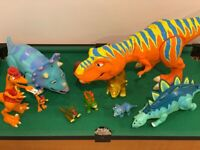 Dinosaur Train collection (as seen on TV) - 8 piece