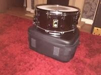 Black panther snare Mapex