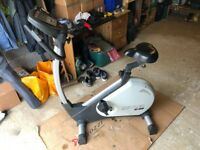 Kettler Royal Exercise bike made in Germany good condition