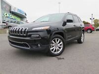 2015 Jeep Cherokee Limited GROUPE REMORQUAGE **CUIR**