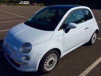 2009 Fiat 500 Lounge 41,000 miles
