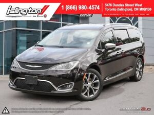 2017 Chrysler Pacifica Limited |NAVIGATION|LEATHER|BACKUP CAMERA