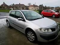 Renault Megane (reasonable offers considered)