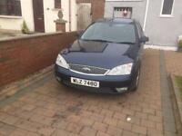 2007 FORD MONDEO 2.0 tdci LONG MOT AND FSH