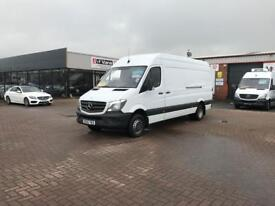 2014 Mercedes sprinter 513cdi lwb insulated van £15995 or £333 p/m j&ft&v mallusk