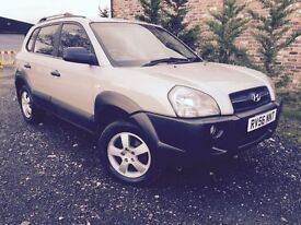 PART EXCHANGE BARGAIN HYUNDAI TUCSON 2.0 CRTD GSI, EXCELLENT CONDITION WITH SERVICE HISTORY