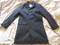 Slim Charcoal-coloured Jacket - As new!