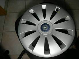 "Mercedes benz citan 15"" wheel trims"