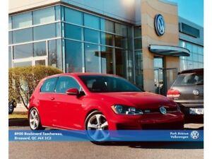 2017 Volkswagen Golf GTI 3-Doors//SIÈGES CHAUFFANTS 98$/semaine(