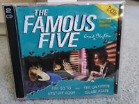 The Famous Five - Dramatised adventure on 2 CD's