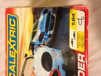 scalextric GT thunder car set toy