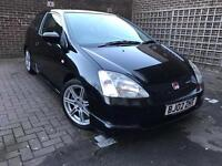 2002 Honda Civic Type R