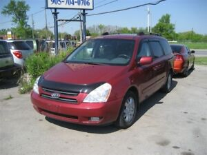 2007 Kia Sedona EX w/Power Package
